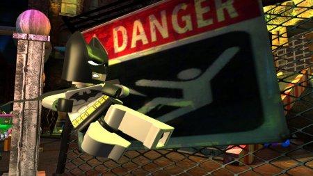 Lego Batman: the Videogame скачать торрент