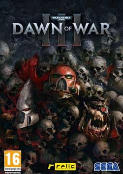 Warhammer 40,000: Dawn of War 3 скачать торрент