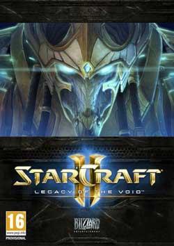 StarCraft 2 скачать торрент