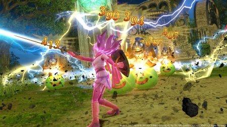Dragon Quest Heroes 2 скачать торрент
