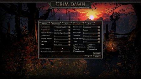 Grim Dawn скачать торрент