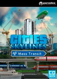 Cities Skylines Mass Transit скачать торрент