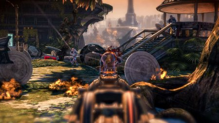 Bulletstorm Full Clip Edition скачать торрент