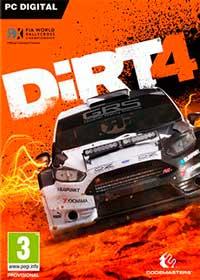 DiRT 4 скачать торрент