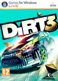 Dirt 3 скачать торрент