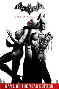 Batman Arkham City скачать торрент
