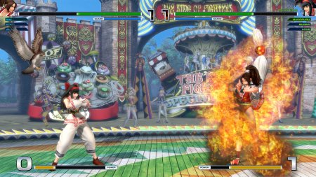 THE KING OF FIGHTERS 14 STEAM EDITION скачать торрент
