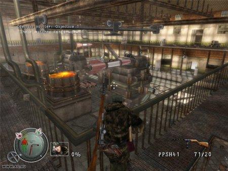 Sniper Elite скачать торрент