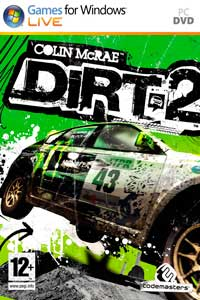DiRT 2 скачать торрент
