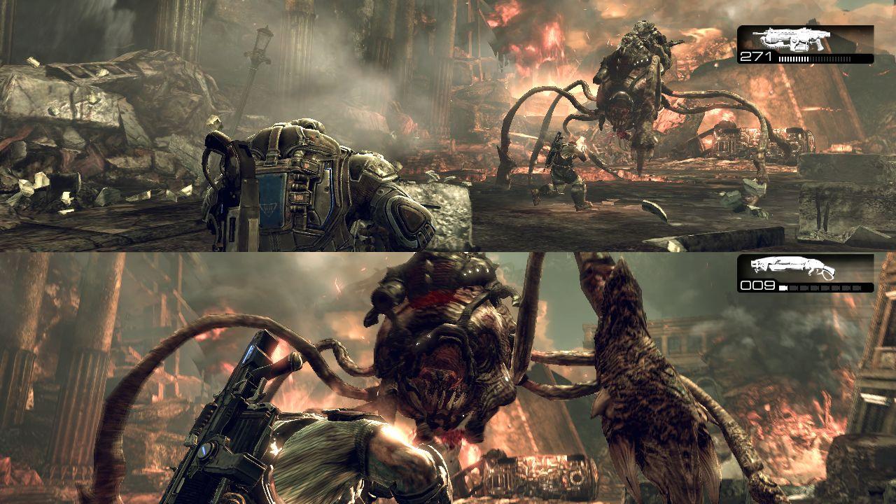 скачать игру gears of war 2 через торрент на компьютер