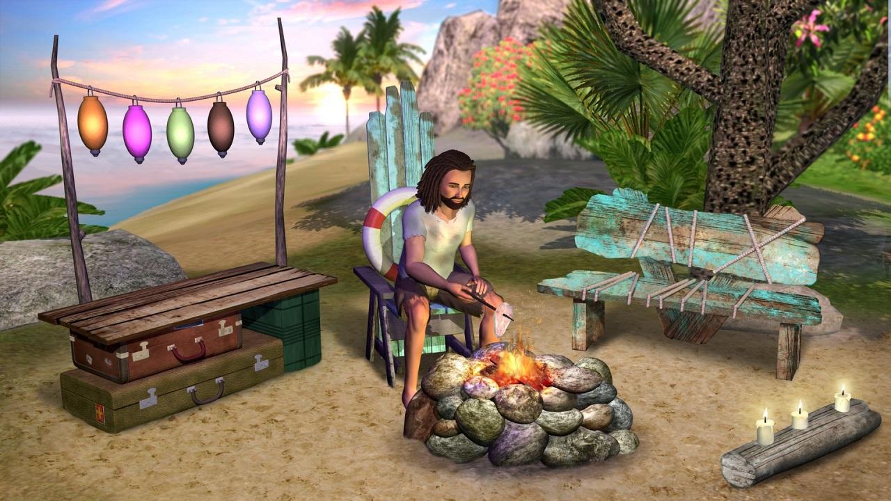 Скачать торрент дополнение симс 3 райские острова.