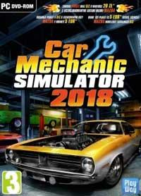 Car Mechanic Simulator 2018 скачать торрент