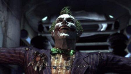 Batman: Arkham Asylum скачать торрент