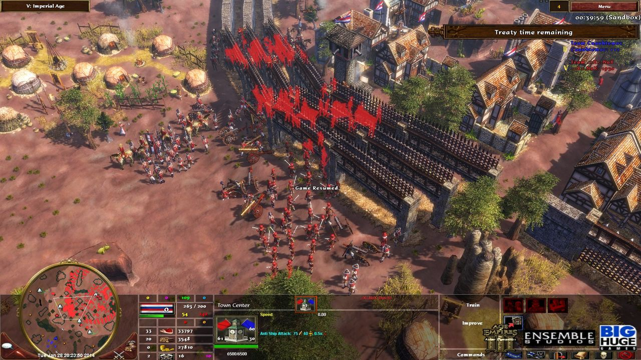 The Conquerors Age of Empires 2 Expansion - …