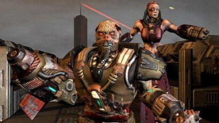 Quake 4 скачать торрент