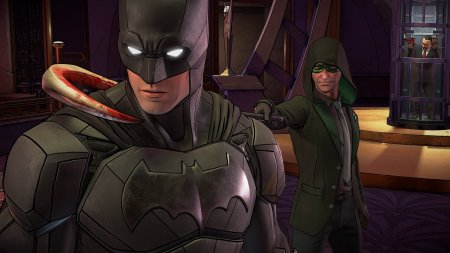 Batman: The Enemy Within - Episode 1-3 скачать торрент