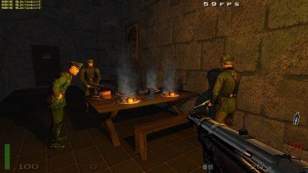 Return to Castle Wolfenstein скачать торрент