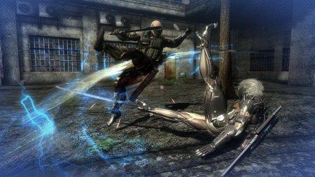 Metal Gear Rising: Revengeance скачать торрент