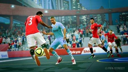 FIFA Street 4 скачать торрент