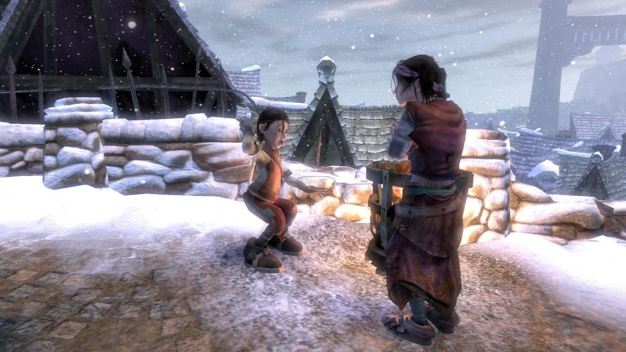Fable 2 скачать торрент на PC русская версия от Механиков