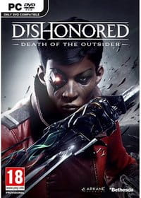Dishonored 2: Death of the Outsider скачать торрент