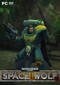 Warhammer 40,000: Space Wolf - Deluxe Edition