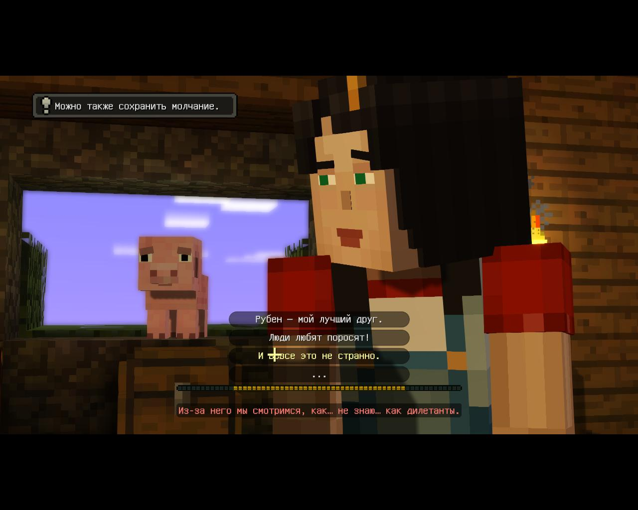 Minecraft: story mode скачать v1. 37 (все эпизоды) на android.