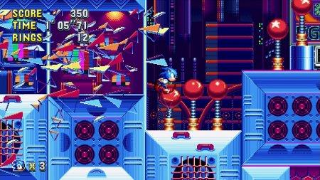 Sonic Mania скачать торрент