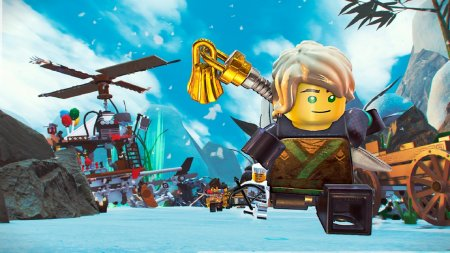 The LEGO NINJAGO Movie Video Game скачать торрент