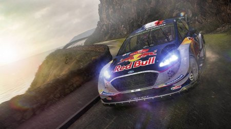 WRC 7 FIA World Rally Championship 2017 скачать торрент