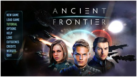 Ancient Frontier скачать торрент