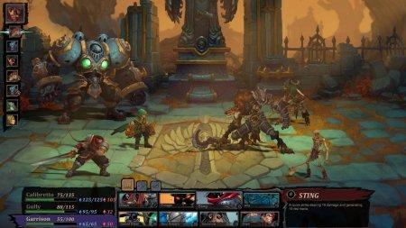 Battle Chasers: Nightwar скачать торрент