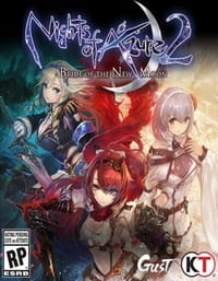 Nights of Azure 2: Bride of the New Moon скачать торрент