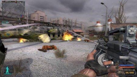 Сталкер Call of Chernobyl
