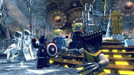 LEGO Marvel Super Heroes скачать торрент
