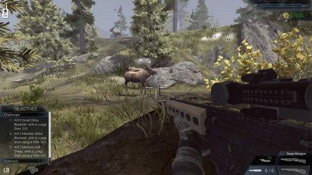 Deer Hunter: Reloaded скачать торрент