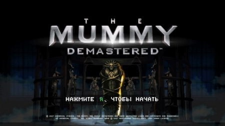 The Mummy: Demastered