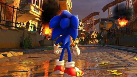 Sonic Forces скачать торрент