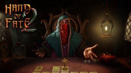 Hand of Fate 2 скачать торрент
