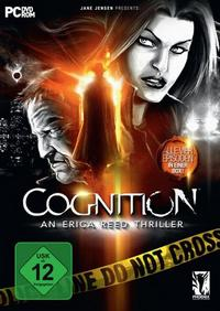 Cognition: An Erica Reed Thriller скачать торрент