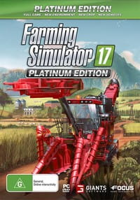 Farming Simulator 17: Platinum Edition скачать торрент