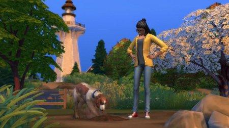 Симс 4: Кошки и Собаки скачать торрент