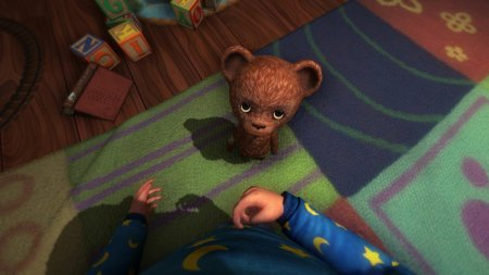 Among the Sleep - Enhanced Edition скачать торрент