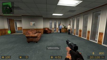 Counter-Strike: Source / Русский Спецназ скачать торрент