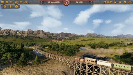 Railway Empire скачать торрент