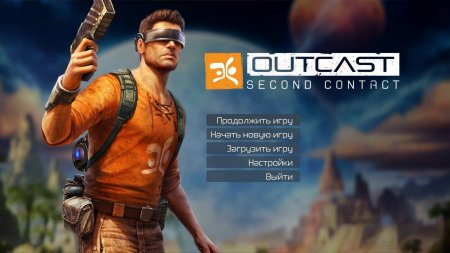 Outcast: Second Contact скачать торрент