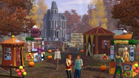 Sims 3 Gold Edition скачать торрент