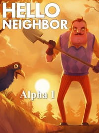 Hello Neighbor Alpha 1 скачать торрент