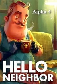 Hello Neighbor Alpha 4 скачать торрент