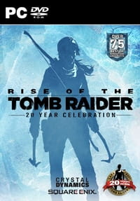 Rise of the Tomb Raider: 20 Year Celebration скачать торрент
